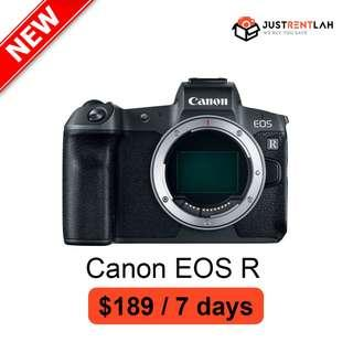 [RENT] Canon EOS R (Body Only)