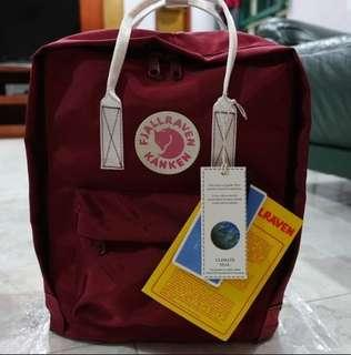 Kanken school & travel bags Classic size 16L waterproof BNIP BNWT Newly Instock