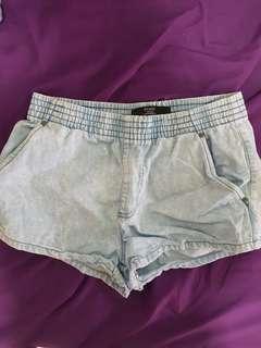 Factorie Relaxed Denim Shorts