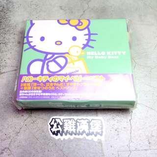 「HELLO KITTY MY BABY BEST 二手 唱片 CD @公雞漢堡」