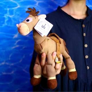 「Toy Story Disney Pixar 紅心 紅心馬 娃娃 公仔 擺飾 小隻款 @公雞漢堡」