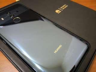Huawei mate 10 pro ( super good condition ) full box