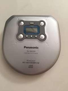 Panasonic SL-SX220 Portable CD Player