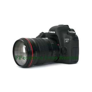 Canon 6D + 135mm F2 L Camera Lens Rental / sewa kamera