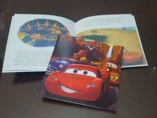 English Storybooklet for Kids (Cars)