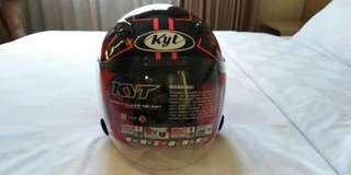 Helmet KYT DJ maru #14