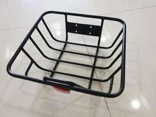 *NEW* Fiido metal basket and Child seat