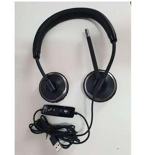 🚚 Plantronics Blackwire C520 headset USB