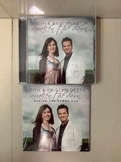 Keith & Kristyn Getty - Awaken the Dawn CD & DVD