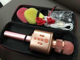 Bluetooth Wireless Microphone Mic