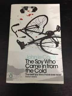 John Le Carre A Spy Who Came in From the Cold