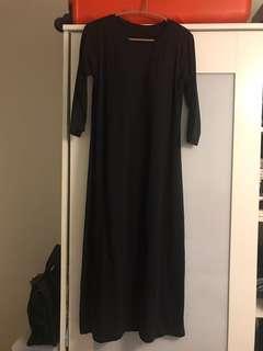 Uniqlo bra top dress