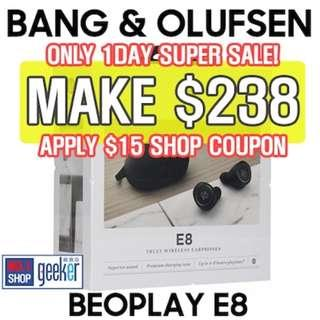 Bang And Olufsen Beoplay E8 Premium Truly Wireless In-Ear Earphones (100% real)