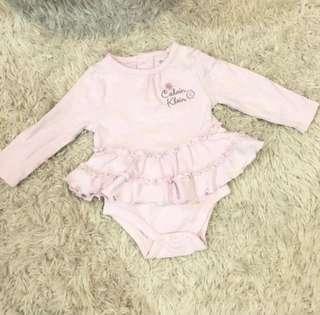 Calvin Klein Baby Romper