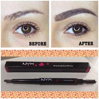 🚚 NYX DARK BROWN EYEBROW