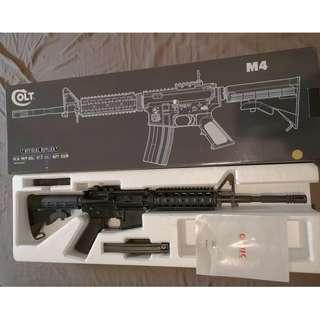 GHK M4A1 GBB V2