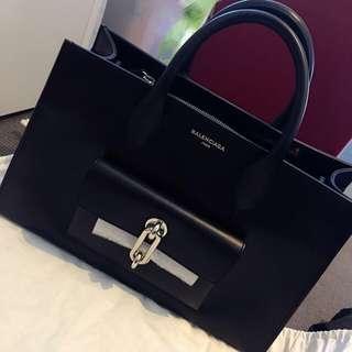Balenciaga short handle bag