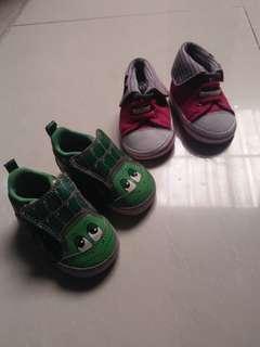 Sepati baby reebok ori
