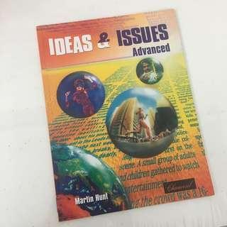 🚚 Ideas and Issues: Advanced 二手書 外文 #我要賣課本