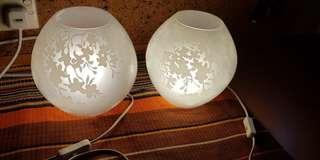 Ikea bedside lamp