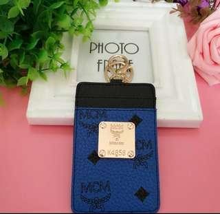 🚚 MCM Lanyard Card holder