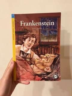 🚚 英文小說Frankenstein