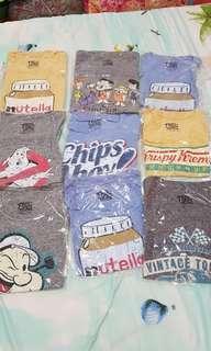1k bundle shirts large to xl