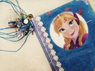 Frozen Inspired Journal