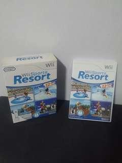 Gamer fall in part III: Wii Sports Resort (Disc Only)