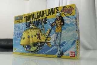 One Piece Trafalgar-Law's Submarine