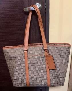 Coach Bag Tote Almost New