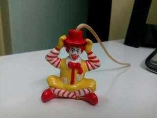 Vintage McDonald Clown