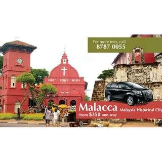 Singapore - Malacca Transport
