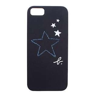 Agnesb. Swarovski 施華洛世奇 星星 水鑽 手機殼 iPhone 5 / 5s 保護殼 #大掃除五折