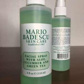Mario Badescu Facial Spray Aloe Cucumber And Green tea