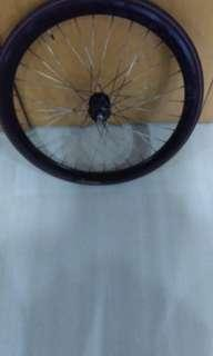 Fixie rear wheel cheap