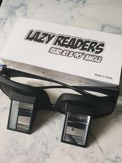 Lazy Prism Glasses Reader