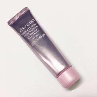 [sale] Shiseido White Lucent All Day Brightener SPF50+ 15ml #TRU50
