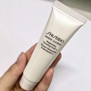 [sale] Shiseido White Lucent Brightening Cleansing Foam 30ml #TRU50