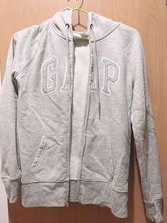 🚚 Gap XS 淺灰外套
