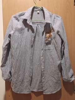 🚚 直條襯衫