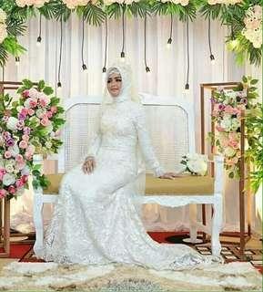 pelaminan untuk wedding dan enggagement dan juga kotak kantaran
