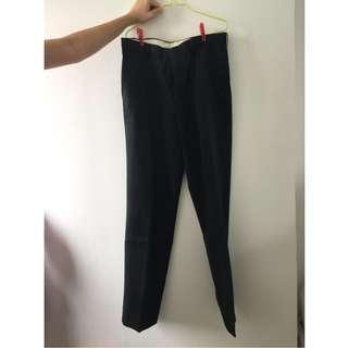 The Executive - Long Pants - Black