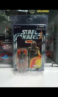 Star Wars Vintage Collection Rocket Firing Boba Fett Unpunched MOC
