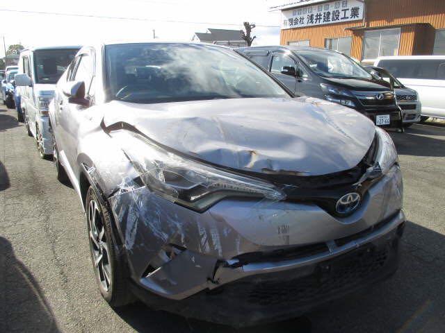 2017 Toyota CHR 1.8