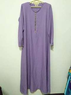 Preloved Jubah #APR10