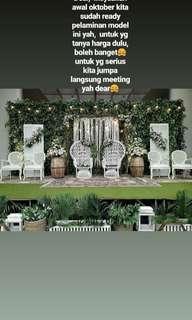 pelaminan nikahan