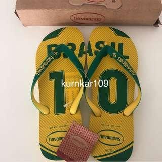 全新正貨 巴西拖鞋 - Havaianas Flip Flops (Brazil) _(歐洲購入)