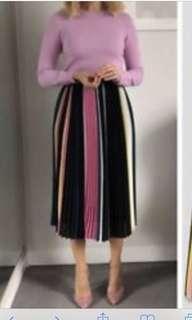 Zara stripe multicolor
