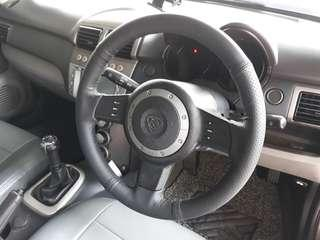 Cover steering custom proton persona